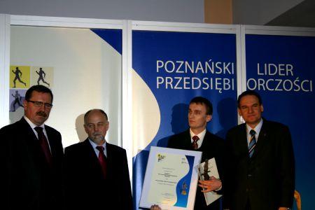 Nagroda Poznański Lider Przedsiębiorczości 2007